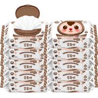 soondoongi 顺顺儿 婴儿湿巾 圣诞节限量版 80抽*10包