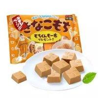 日本进口 松尾 TIROL 黄豆粉糯米夹心巧克力 49g *5件