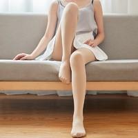 值友专享、再?#23548;?: ANNAKAKA 春秋款女士天鹅绒打底袜 80D 3条装