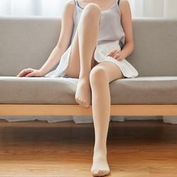 ANNAKAKA 春秋款女士天鹅绒打底袜 80D 3条装