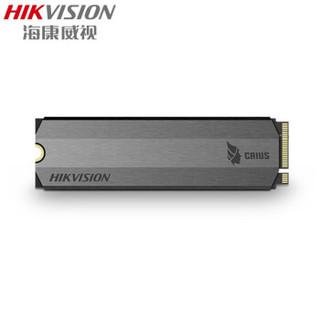 HIKVISION 海康威视 C2000系列 SSD固态硬盘 (M.2接口、256G)