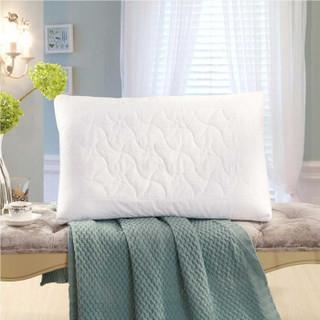 百丽丝 水星家纺出品 馨柔舒睡蚕丝复合枕 护颈枕芯 48*74cm *5件