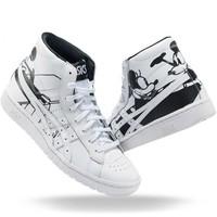ASICS Tiger x Disney 联名款 GEL-PTG MT 中性款休闲运动鞋 *2件