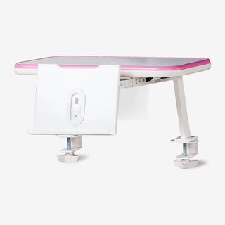 好事达博学桌上书架 可调节儿童桌椅配套 公主粉2303