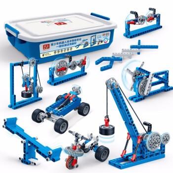 BanBao 邦宝 中小学科技实验教育教具 初级动力机械6933