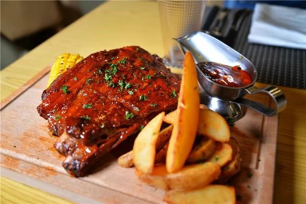 帕尔玛火腿畅吃!澳洲牛排瀑布级爆汁!上海静安铂尔曼酒店 东南亚单人自助餐