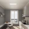 AUPU 奥普 纯粹系列厨房集成吊顶 瓷白4平方扣板+300*300led灯