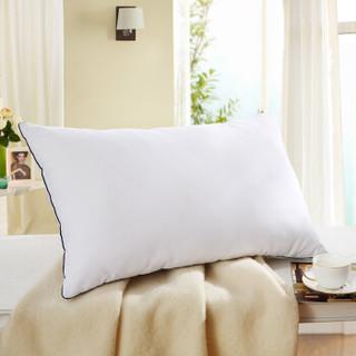 LOVO 罗莱生活出品 枕头枕芯可水洗负离子抗菌纤维枕-低枕47*73cm *12件