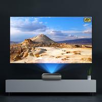 PPTV MAX2 4K激光影院 100吋套装款 含菲涅尔光学硬屏