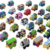 Fisher-Price Thomas & Friends 迷你玩具,30 个装