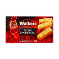 Walkers 黄油手指形饼干   250g*2盒 *10件