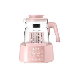 恒温调奶器玻璃水壶热婴儿暖泡奶粉冲奶机智能全自动温奶器二合一