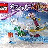 LEGO 乐高 Friends 系列 30402 滑雪技巧