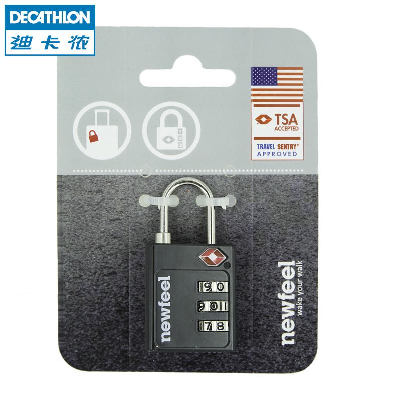 DECATHLON 迪卡侬 8333023 行李密码锁