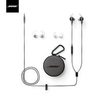 BOSE  SoundSport 耳机 (通用、动圈、耳塞式、黑色 )