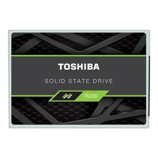 TOSHIBA 东芝 TR200 480G 固态硬盘 480GB SATA接口