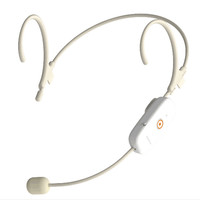 Lenovo 联想 W100 无线耳机 (通用、动圈、头戴式、白色)