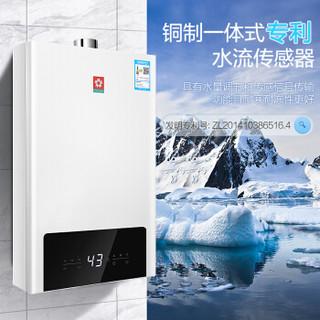 SAKURA  樱花 JSQ25-A101  燃气热水器 13升