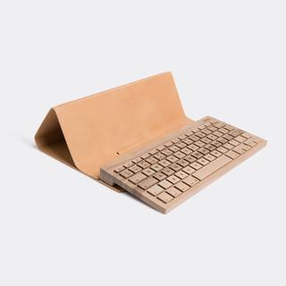 Orée Board 无线键盘 (80健、蓝牙、实木色)