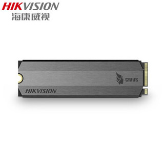 HIKVISION 海康威视 C2000 M.2 NVMe 固态硬盘 512G