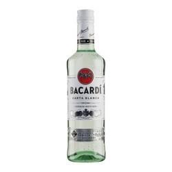 Bacardi 百加得 白朗姆酒 500ml *2件