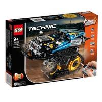 絕對值、雙11預售:LEGO 樂高 科技系列 42095 遙控特技賽車