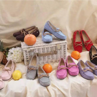 OZLANA UGG OZ3007 女士荧光宝石豆豆鞋