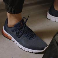 ASICS亚瑟士日常多功能男子跑鞋健身鞋GEL-QUANTUM 90