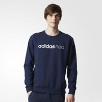 adidas neo 阿迪达斯 M CE NEO FLC SW CD3342 男子套头衫