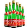 西凤酒 55度绿瓶 凤香型白酒 500ml*6瓶 (新老包装随机发货) *4件 566元(需用券,合141.5元/件)