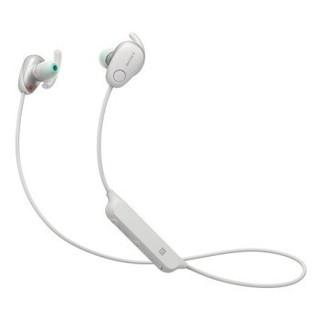 SONY 索尼 WI-SP600N 无线降噪耳机 白色