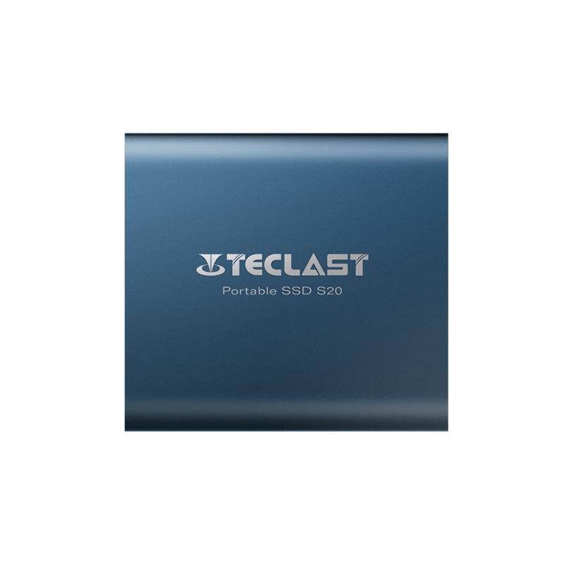 Teclast 台电 S20系列 USB3.1 Type-C 移动固态硬盘 1TB