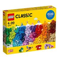 有券的上、88VIP:LEGO 乐高  CLASSIC 经典创意系列 10717 创意拼砌组合