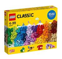 LEGO 乐高 经典创意系列  10717  经典大盒+送乐高人仔抽抽乐71020