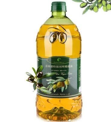 Bellina 蓓琳娜 特级初榨橄榄油 桶装 1.5L