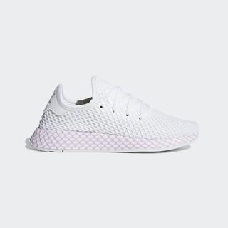 历史低价 : adidas 阿迪达斯 DEERUPT RUNNER 男/女款运动鞋 *2双