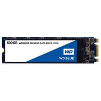 Western Digital 西部数据 Blue系列 SSD固态硬盘 蓝盘 (M.2接口、500GB)