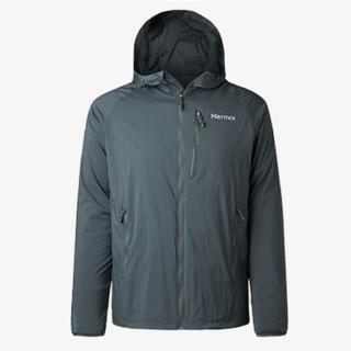 Marmot 土拨鼠 R52930 男款户外夹克带帽神衣(可收纳)