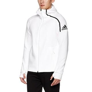 adidas 阿迪达斯 运动型格 ZNE HOODY CD6277 男款针织夹克