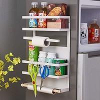 赞居 冰箱洗衣机置物架