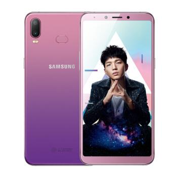 SAMSUNG 三星 Galaxy A6s 智能手机 花仙紫 6GB 64GB