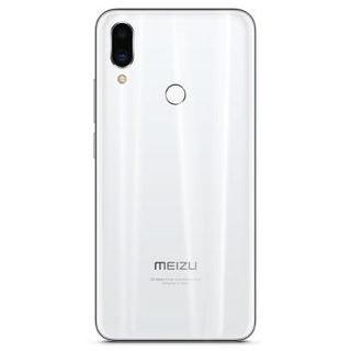 MEIZU 魅族 Note9 全面屏游戏拍照手机 (全网通、128GB、4GB、皓白)