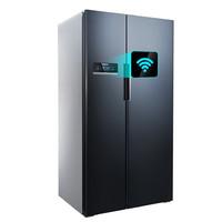 双11预售:SIEMENS 西门子 BCD-608W(KA92NV95TI) 608L 对开门冰箱