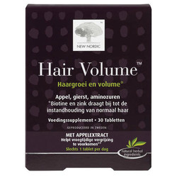 NEW NORDIC 纽诺迪克 Hair Volume生发胶囊 30粒