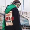 TSINGTAO 青岛啤酒 国潮绿色卫衣 经典1903一箱 949元(需用券)