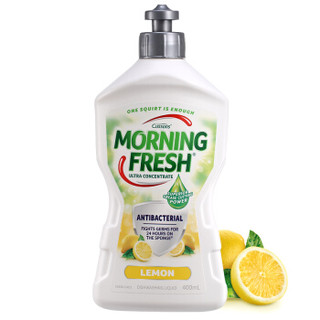 移动专享 : Morning Fresh 浓缩洗洁精 柠檬香型 400ml/瓶