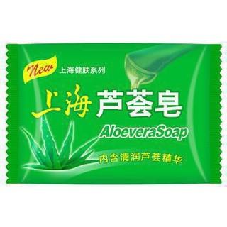 上海香皂 芦荟皂 85g