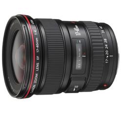 Canon 佳能 EF 17-40mm F/4L USM 广角变焦镜头