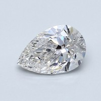 Blue Nile 0.80 克拉梨形钻石(成色G,净度VVS2,切割VG)