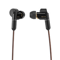 SONY 索尼 XBA-N3AP 耳机 (圈铁结合、入耳式、黑色)